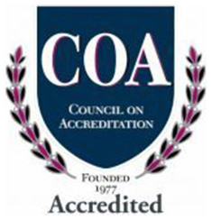 Council on Accreditation Logo